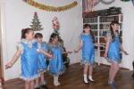 Новый год отметили вместе – танцем, юмором и песней!