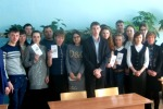 Пресс-конференция «Будущее России -  в руках молодежи»